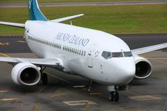 Air New Zealand Fotografia de Stock