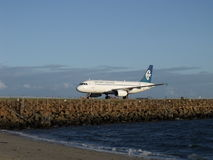 Air New Zealand A320 Stockfoto