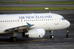 Air New Zealand Royalty Free Stock Photo