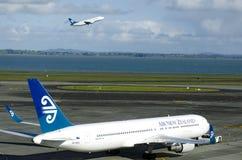 Air New Zealand Royalty Free Stock Photo