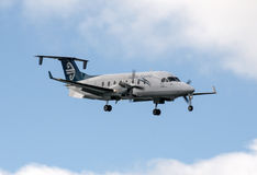 Air New Zealand Beechcraft 1900D stock afbeeldingen