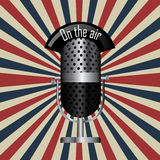 On the air Royalty Free Stock Photography