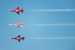 Air14 Payerne, die Schweiz Stockfotografie