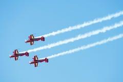 Air14 Payerne, Suíça Imagens de Stock Royalty Free