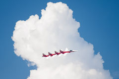 Air14 Payerne, Suíça Imagem de Stock