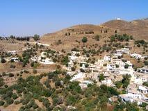 Air photograph, Amiras Heraklion, Crete, Greece Stock Photography
