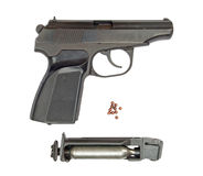 Air Pistol Royalty Free Stock Photography