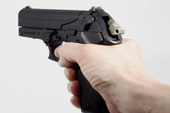 Air pistol Stock Photo