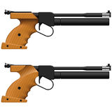 Air Pistol Stock Photos