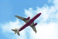 Air plane Royalty Free Stock Photos