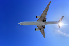 Air plane Royalty Free Stock Photography