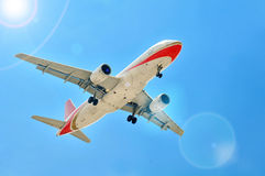 Air plane Stock Images