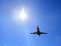 Air plane royalty free stock image