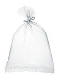 Air in plastic bag Stock Photo