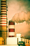 Air pollution Stock Images