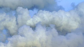 Air Pollution stock video footage