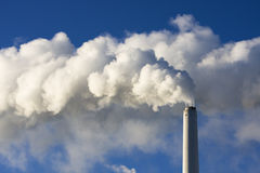 Air pollution. Stock Photography