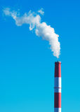 Air pollution. Stock Images