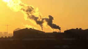 Air pollution. Pollution of the environment