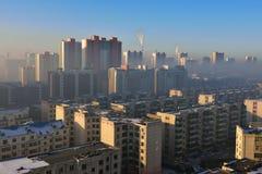 Air pollution Stock Photos