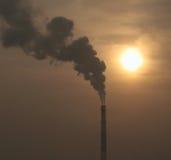 Air polution Stock Photos