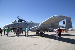 Air Power Expo in Fort Worth Royalty Free Stock Photos
