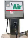 Air Pump. With background knocked out royalty free stock photos