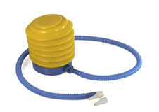 Air pump. Royalty Free Stock Photography