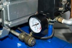 Air pump Meter Royalty Free Stock Image