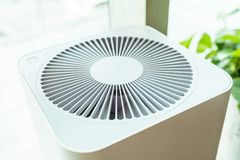Air purifier royalty free stock image