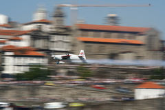 Air race. Ona european city Stock Images