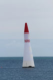 Air race start marker Royalty Free Stock Images