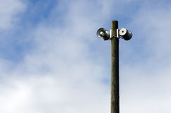 Air raid siren Stock Image