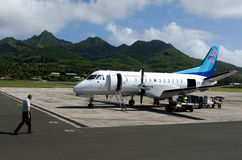 Air Rarotonga - Cook Islands Stock Photography