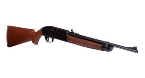Air rifle Stock Image