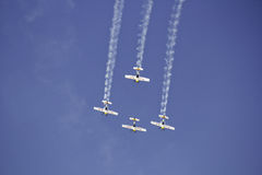 Air show 2013 Royalty Free Stock Image