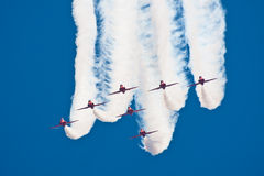Air Show Royalty Free Stock Photo