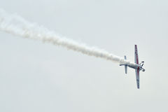 Air show at Ahmedabad, India Stock Images