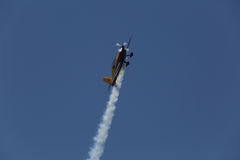 Air show Bucharest Royalty Free Stock Images