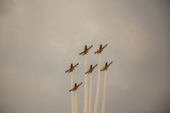 Air Show. Royalty Free Stock Images