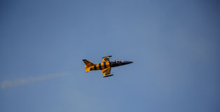 Air Show. Royalty Free Stock Photos