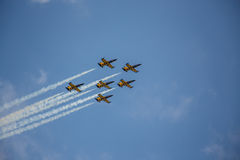 Air Show. Stock Photography