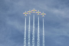 Air Show 2015 - 1 Stock Image