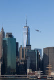 Air Show, NYC, Blue Angels Stock Image