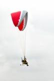 Air show paramotors Stock Images