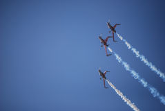 Air show Royalty Free Stock Photos