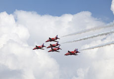 Air show Stock Image