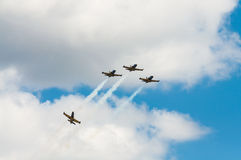 Air Show 2013, Radom 30 August 2013 Stock Image