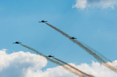 Air Show 2013, Radom 30 August 2013 Stock Photos