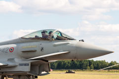 Air Show 2013, Radom 30 August 2013 Royalty Free Stock Photography